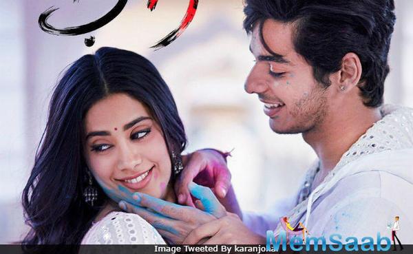 Ishaan Khatter, Janhvi Kapoor: Had no pressure to recreate Zingaat