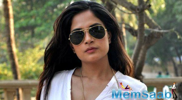 "Richa Chadha: ""I am not agent of any political party"""