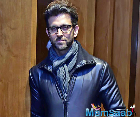 Hrithik Roshan gives insights from his Varanasi schedule for Super 30