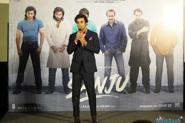 Ranbir Kapoor: Didn't want to look like a caricature of Sanjay Dutt
