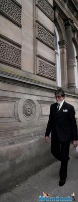'Hey Salman Khan how you doing': When Big B received unusual greeting in Glasgow