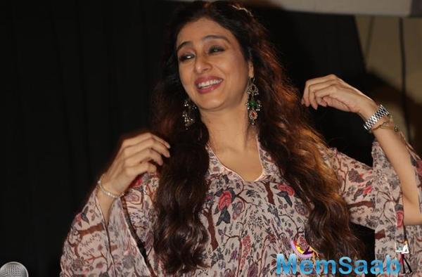 Tabu: No regrets about not getting married