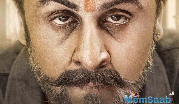 "Rajkumar Hirani has brought the story of his life on the silver screen with ""Sanju"", in which Ranbir is seen as Sanjay Dutt. The film opened in India on Friday."