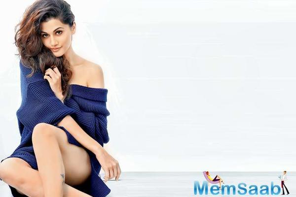 Curious case of Taapsee Pannu's character in Soorma