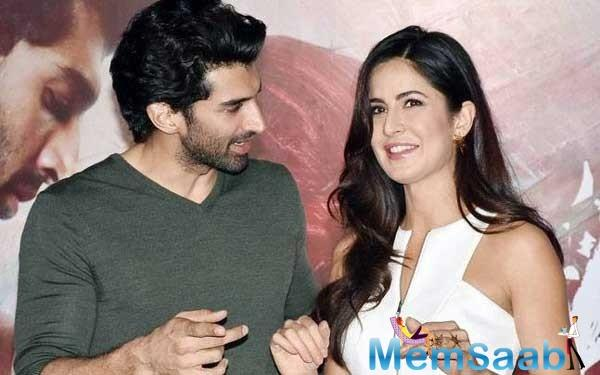 According to a report in Mid-Day, the duo were offered a romantic comedy recently, which Katrina turned down.