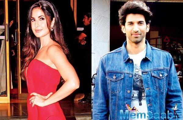 Katrina Kaif not interested to work with Aditya Roy Kapur?