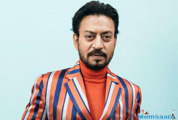 Not in a hurry to come back to India: Irrfan Khan