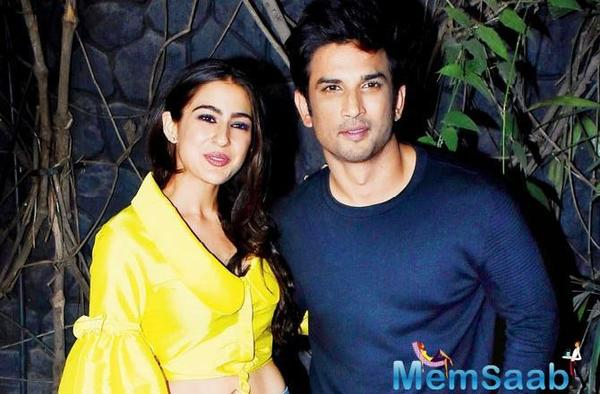 Sushant Singh Rajput: Sara Ali Khan's zest reminds me of my debutant days