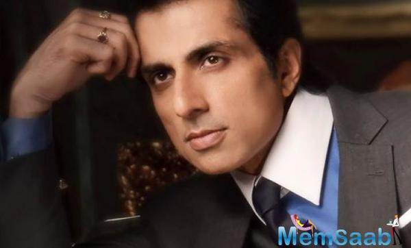 Sonu Sood is a confident performer, says Luv Sinha