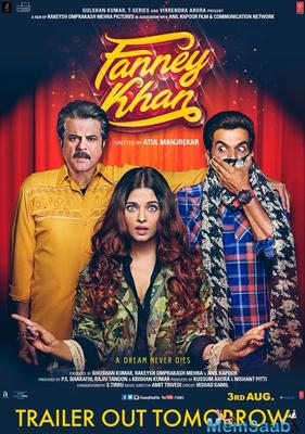Fanney Khan new posters revealed, Rajinikanth spotted with Aish, what's the mystery?