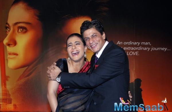 Shah Rukh Khan and Kajol to reunite for a Karan Johar film?