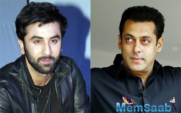 With Sanju's super success Ranbir Kapoor overshadows Salman Khan