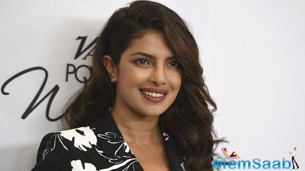 Priyanka confirms Shonali Bose's film, reveals title, mystery continues over hero