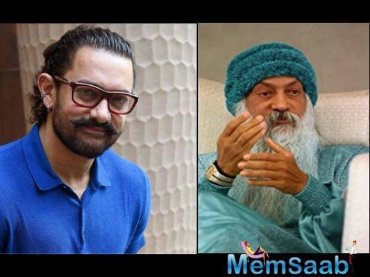 Aamir Khan begins look test for Rajneesh Osho?