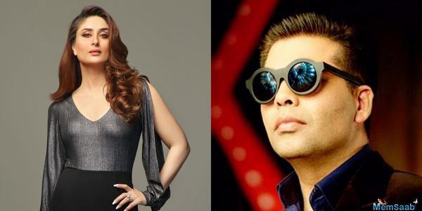 Kareena Kapoor and Karan Johar to team up again