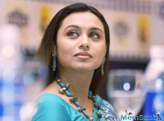 Rani Mukerji to be honoured at Indian Film Festival of Melbourne