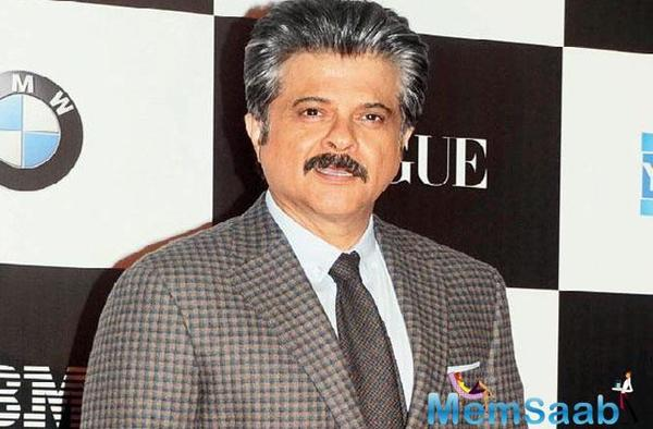 Anil Kapoor takes trumpet lessons for Fanney Khan