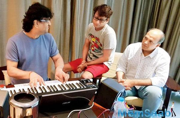 Ashutosh Gowariker begins work on his period drama Panipat with Ajay-Atul