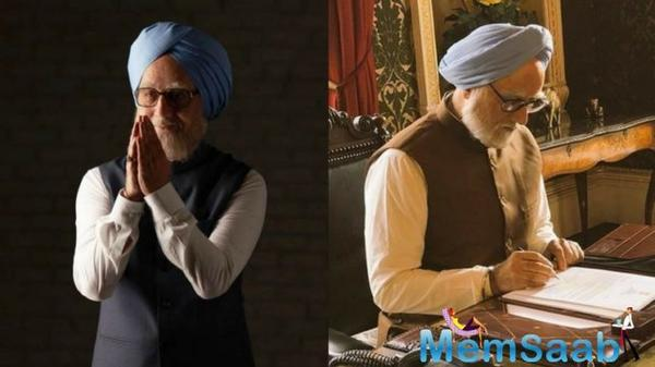 The shoot of the movie is finally finished with the entire cast being on the board. Anupam Kher is in the primary role, featuring as Dr. Manmohan Singh.