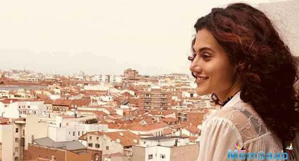 Taapsee Pannu, Big B's Badla gets release date, but to face-off with this biggie?