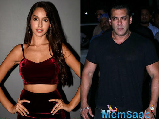 Nora Fatehi joins Salman Khan's Bharat as a Latino gal from Malta, says it's a 'dream come true'