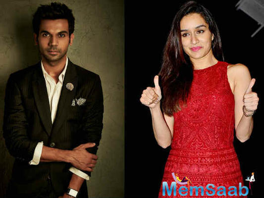 Stree new poster: Rajkummar Rao and Shraddha Kapoor's amazing chemistry against a haunting background looks intriguing