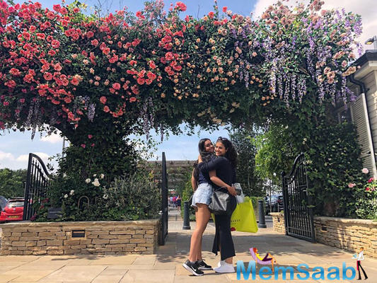 Ajay Devgn, Kajol's family vacay with kids Nysa and Yug is all about summer loving and monster bikes
