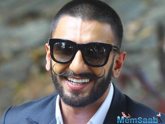 Ranveer Singh: Masala films encouraged me to be an actor