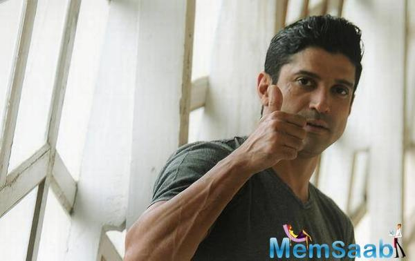 Farhan Akhtar to be a Mumbai firefighter in his next