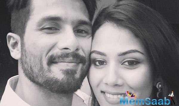 Shahid Kapoor to take paternity leave for Mira Rajput and Baby