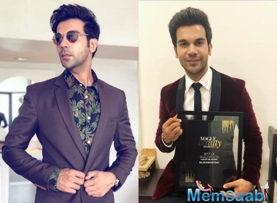 Rajkummar Rao bags Man of the Moment and he totally deserves it!