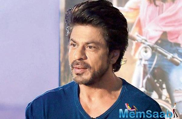 Shah Rukh Khan urges people to support acid attack victims