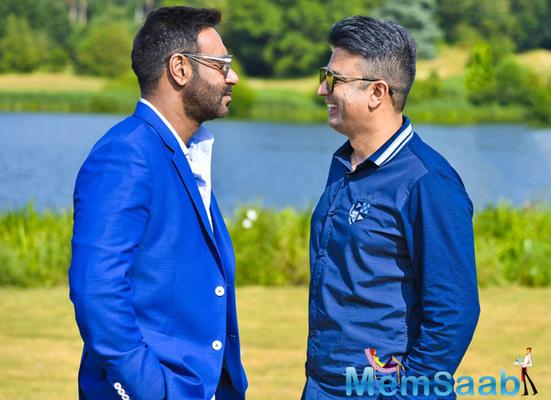 Taanaji: Ajay Devgn and Bhushan Kumar team up for the magnum opus