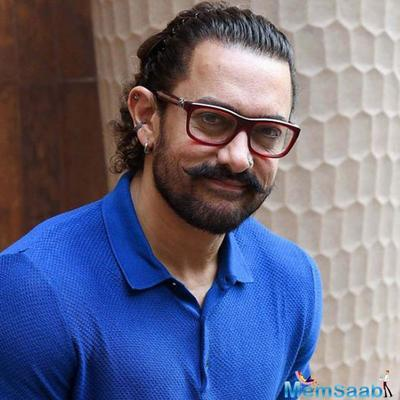 Aamir Khan: I don't charge acting fee, have share in profits