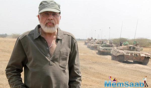 Filmmaker JP Dutta, who has made several films on India-Pakistan wars, feels that ever-recurring Kashmir issue between both neighbouring countries is like a child of a broken marriage.
