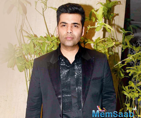 Karan Johar: Yet to make a film i'm entirely in love with