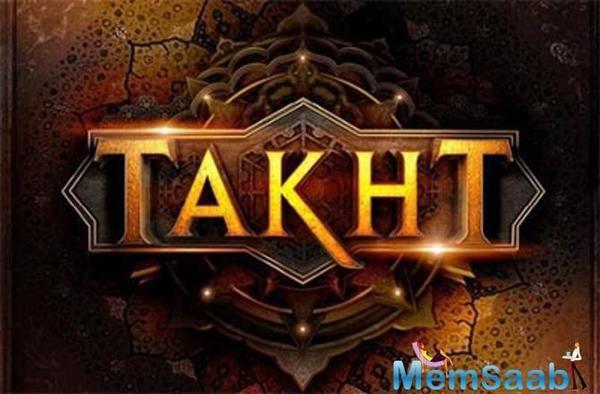 Karan Johar's Takht first look out: Film stars Ranveer, Kareena, Alia, Janhvi and others