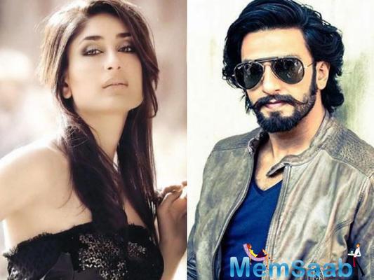 Kareena Kapoor and Ranveer Singh's collaboration finally happening!