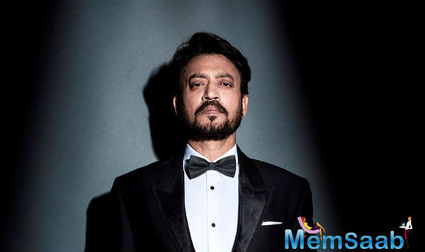 Irrfan Khan, who is currently undergoing treatment for cancer in London, on Monday pulled out of upcoming political satire series 'Gormint'.