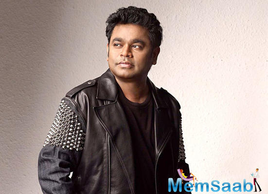 AR Rahman forays into digital space as host
