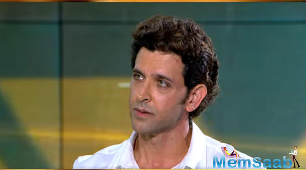 Hrithik Roshan reacts on being called as the masturbation inspiration to women!