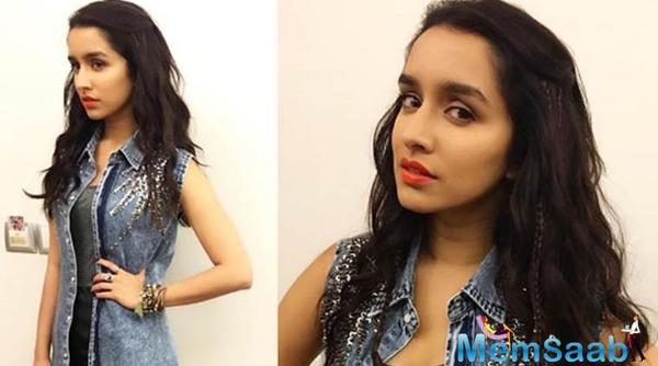 Shraddha Kapoor: Small town people find happiness in small things