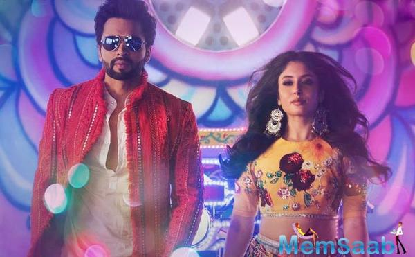 The Yo Yo Honey Singh song has turned out to be an instant chartbuster creating a rage amongst the audience.