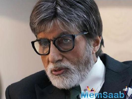 Amitabh Bachchan donates Rs 51 lakhs and his personal belongings to Kerala flood relief fund