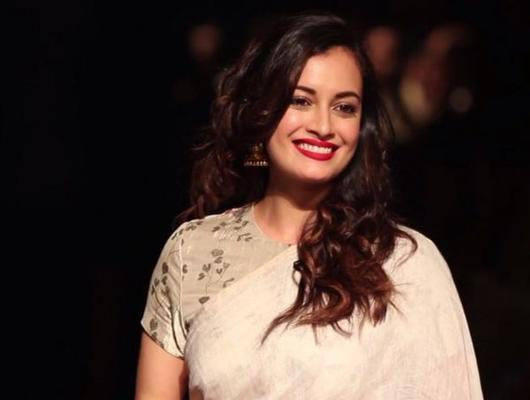 Dia Mirza: I only work with people I love, respect