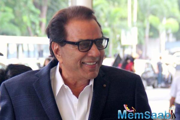 Dharmendra: Every time I came on screen, I broke my image