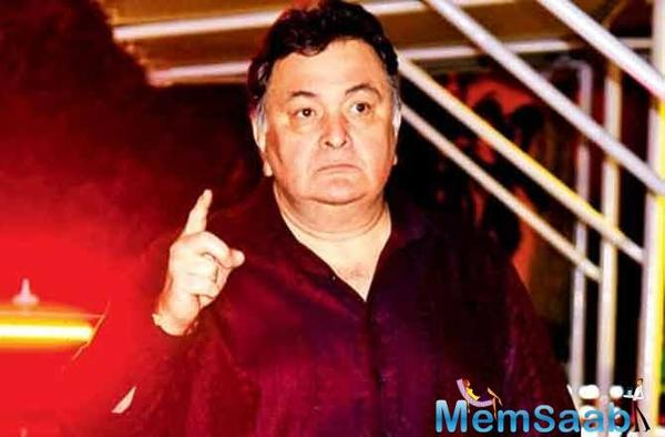 R.K. Studios Sale: Rishi Kapoor Reveals Why They Took The Decision