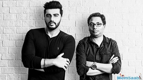 Arjun Kapoor manages to impress his 'India's Most Wanted' director Rajkumar Gupta