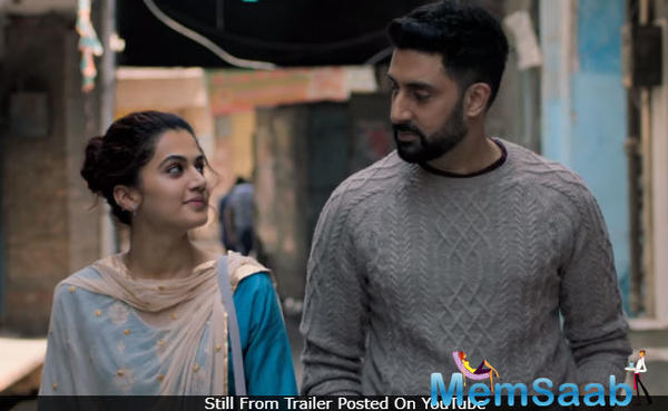 Taapsee Pannu: Abhishek has proved himself as actor; brave to pause, reflect and return