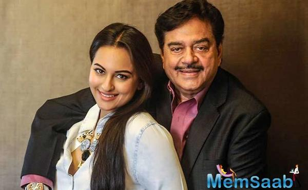 Happy Phirr Bhag Jayegi Movie Review: Shatrughan Sinha is impressed with Sonakshi Sinha's Performance!